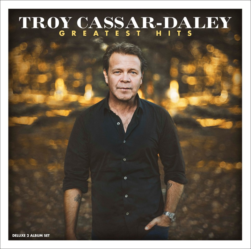 Discography Troy Cassar Daley